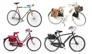 special designet cykler, designercykler