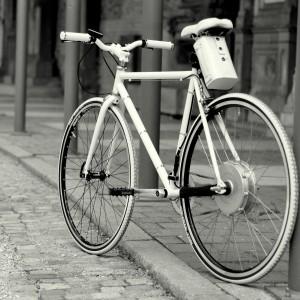 Cool designet cykel