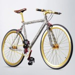 designet cykel