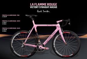 Paul Smith, special designet cykel, designercykel