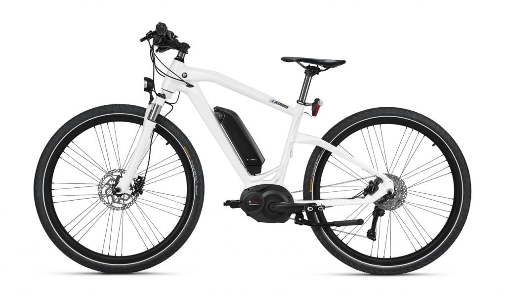 BMW Cruise e-Bike - Lækker designet elcykel