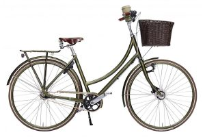 Christiane Schaumburg-Müller designer cykler - ChriChri