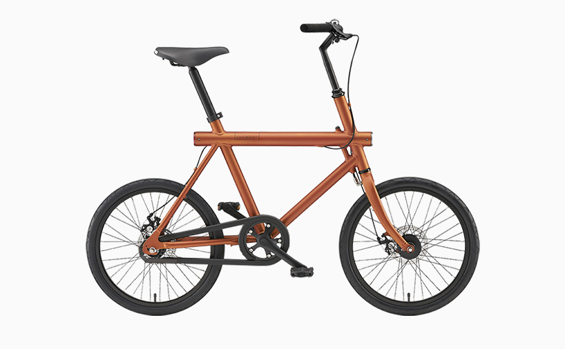 VANMOOF T-series urban og kompakt design cykel
