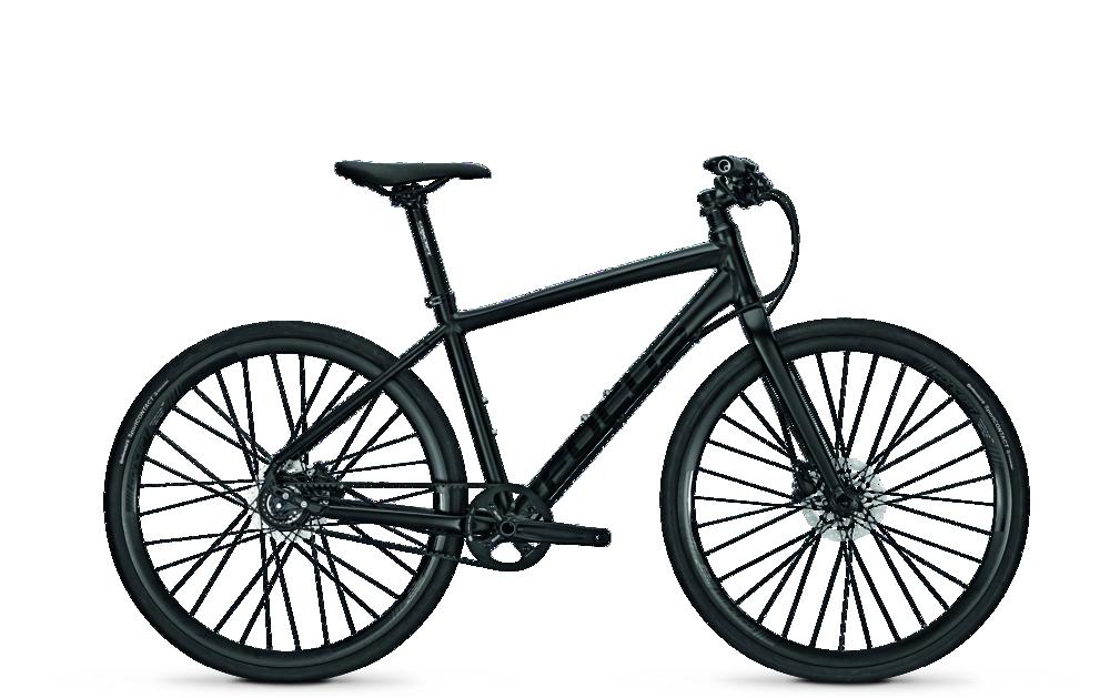 Focus Planet Lite - cykel med remtræk