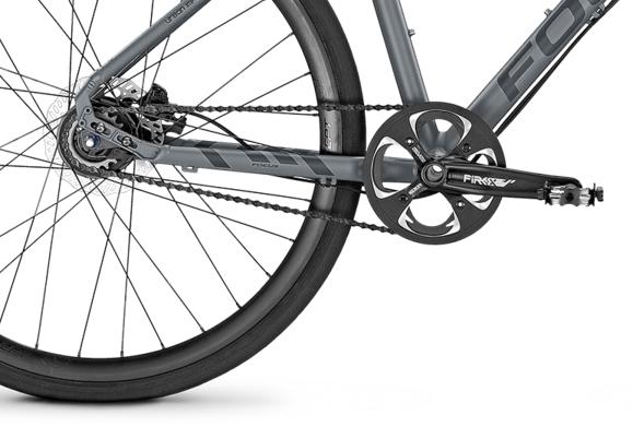 Remtræk - vedligeholdelsesfri cykel