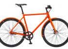 Kildemoes Numberz 7g Herre Orange RB 2016 - Fixie look