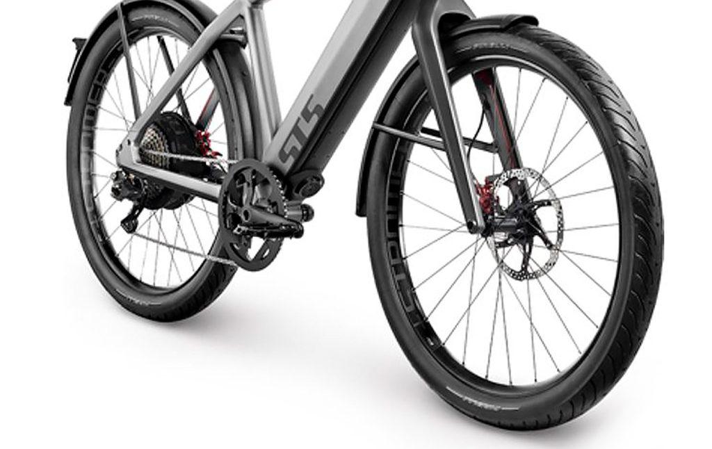 Stromer ST5 elcykel - smart design